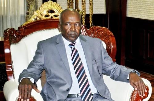 وفاة رئيس القضاء السوداني