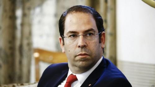 """حقيقة إنقلاب رئيس الحكومة التونسية على """"السبسي"""""""