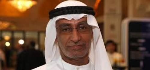 عبدالخالق عبدالله يكشف حجم التجارة الداخلية للإمارات