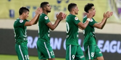 شباب أهلي دبي يفوز على الظفرة 5-0 في دوري الخليج العربي