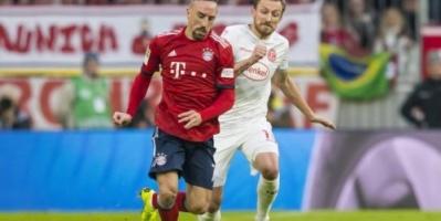 دوسلدورف يعرقل بايرن ميونيخ في الدوري الألماني