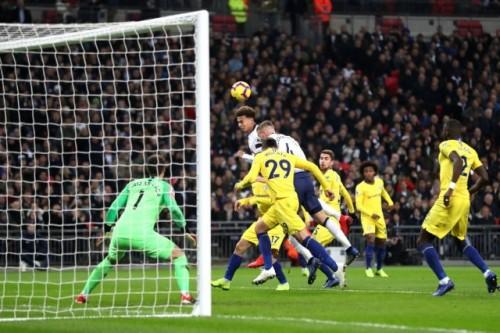توتنهام يفوز 3 -1 على تشيلسي في الدوري الإنجليزي