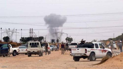 مقتل 9 وأصابة 11 في هجوم داعش على جنوب شرق ليبيا