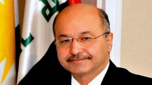 الرئيس العراقي يصل بغداد بعد زيارة هامة للفاتيكان