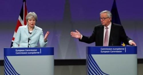 """رئيس المفوضية الأوروبية: خروج بريطانيا من الاتحاد الأوروبي """"مأساة"""""""