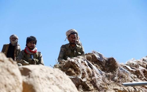 قوات الشرعية تصد هجوما حوثيا في المعافير بتعز