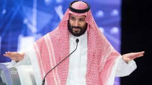 شاهد.. فيديو لولي العهد السعودي يُشعل مواقع التواصل
