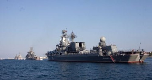 موسكو تمنع سفن بحرية أوكرانية من دخول بحر آزوف