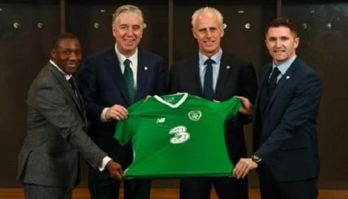 أيرلندا تعلن تعيين مكارثي مدرباً للمنتخب