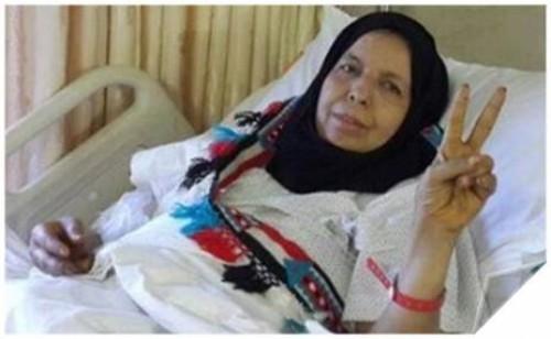 غدا.. زهرة صالح تطير إلى القاهرة لتلقي العلاج