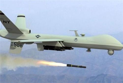 طائرة أميركية تحصد 6 من عناصر القاعدة في البيضاء