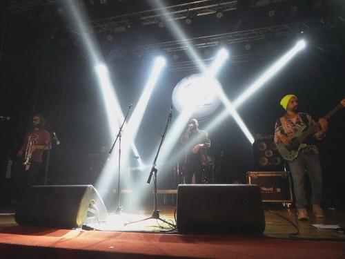 فرقة شارموفرز تختتم مهرجان فيزا فور ميوزيك بالرباط