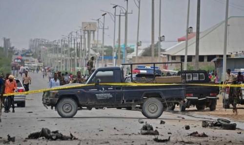 هجوم إرهابي على مركز ديني بالصومال يحصد نحو 18 قتيلاً