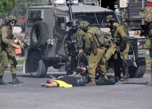 تفاصيل مروعة في مقتل فلسطيني برصاص الاحتلال
