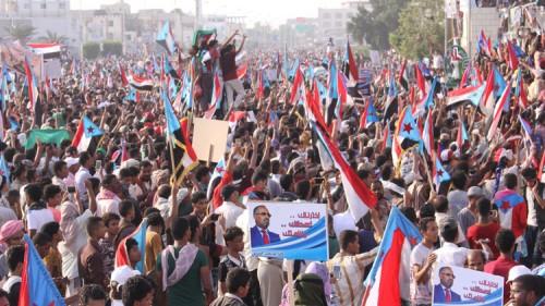 ناشط: نجاح المجلس الانتقالي الجنوبي تتويج لنضال الشعب