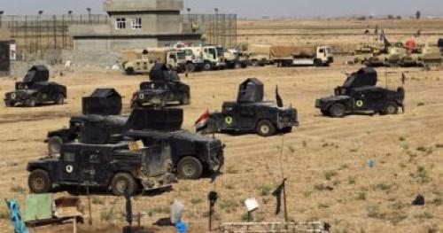 الشرطة العراقية تدمر 5 مقرات و3 أنفاق تابعين لتنظيم داعش