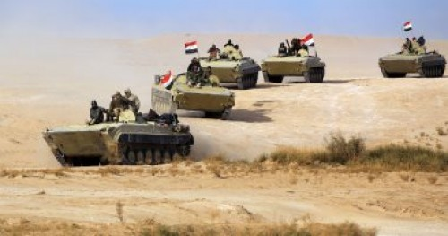 """الاستخبارات العراقية تعتقل """"أم الدواعش"""" المندسة بين النازحين"""