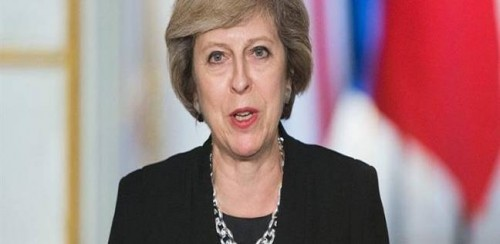 """""""ماي""""  تتخذ مساعي لإقناع النواب البريطانيين بالمصادقة على الخروج من الاتحاد الأوروبي"""