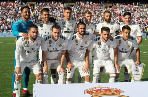 ريال مدريد يعلن عن قائمة الفريق لمواجهة روما