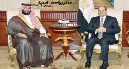 """أول تعليق من المعارضة القطرية على زيارة """"بن سلمان"""" للقاهرة"""