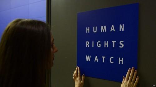 صحفي لبناني يوجه تحذيرًا لهيومن رايتس ووتش
