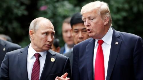 ترامب يهدد بإلغاء اجتماع بوتين بسبب اعتداء أوكرانيا