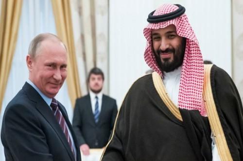 """الكرملين: """"بوتن"""" سيلتقي بولي العهد السعودي خلال قمة الـ20"""