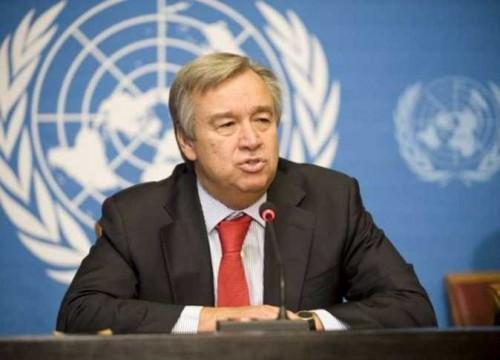 الأمم المتحدة تدعو فلسطين وإسرائيل لحل الدولتين