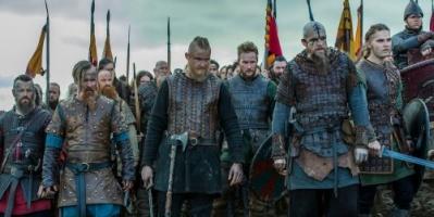 يومان يفصلنا عن انتهاء تصوير الموسم الخامس من مسلسل Vikings