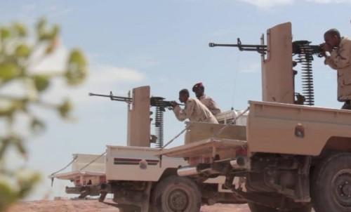 الجابري: انتقال قوات عملية القبضه الحديدية إلى معسكر جديد