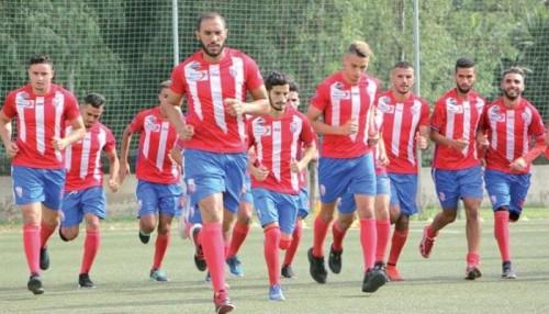 المغرب التطواني يسقط يوسفية برشيد في الدوري المغربي
