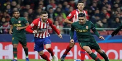 أتليتكو مدريد الإسباني يتأهل إلى دور الـ16 في دوري أبطال أوروبا