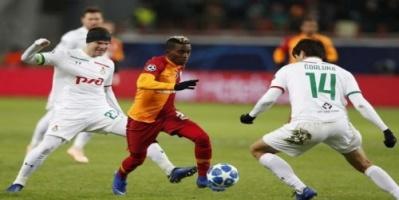 لوموكتيف موسكو يقضي على آمال جالاطا سراي في دوري أبطال أوروبا