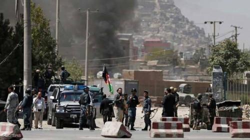 29 قتيل وجريح بهجوم طالباني على شركة أمن بكابول