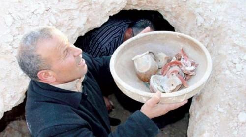 اكتشاف أثري جديد بليبيا