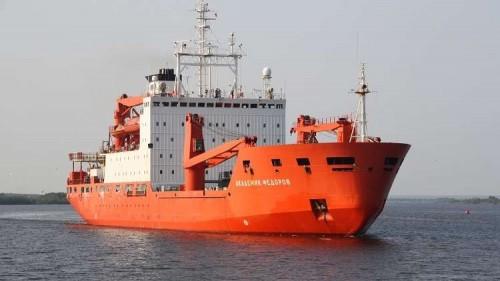 روسيا تضيف سفينتين لأسطول البحث العلمي