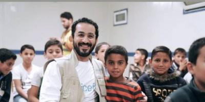 """أحمد حلمي يزور عدد من المدارس بالأردن في إطار مشاركته بحملة اليونيسيف """"صور"""""""