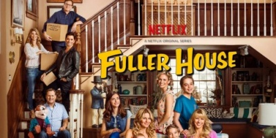 شبكة نتفليكس تطرح الإعلان الأول  للموسم الرابع لمسلسل Fuller House