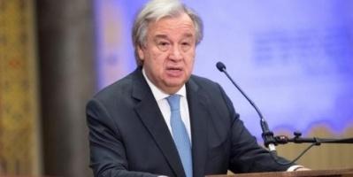 الأمين العام للأمم المتحدة: انطلاق محادثات السلام في السويد بشأن اليمن مطلع ديسمبر