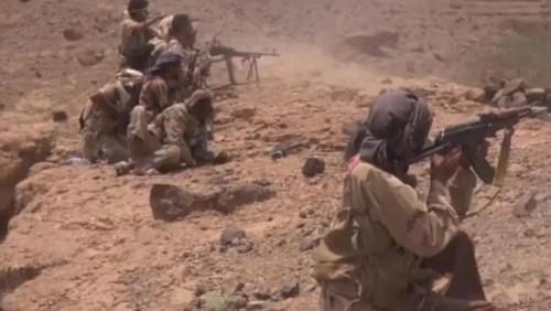 تفاصيل تحرير قوات الجيش مواقع جديدة بالبيضاء