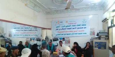 حملات لمحاربة العنف ضد المرأة في أبين