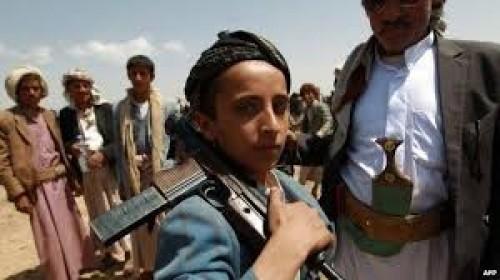 """دون السن فيلم وثائقي عن تجنيد الحوثيين لأطفال اليمن """"فيديو"""""""