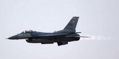 """أغرب رحلة غرامية بــ""""إف 16"""" تطيح بقائدها الأمريكي"""