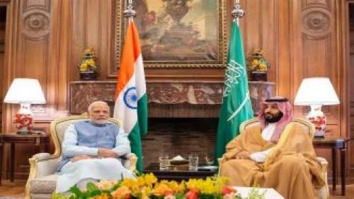 الهند تتوقع زيادة كبيرة في الاستثمارات السعودية