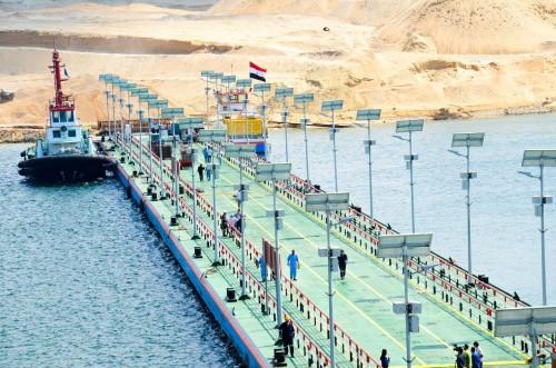 قناة السويس تحقق أرباحاً مرتفعة للموازنة المصرية