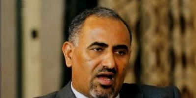 يحي غالب: القائد الزبيدي وجه خطاب تاريخي للأمة