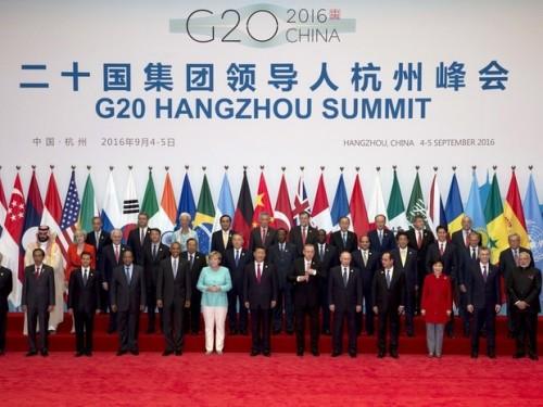 """""""قمة العشرين"""" بين تأهب أمني وتظاهرات مأجورة """"تقرير خاص"""""""