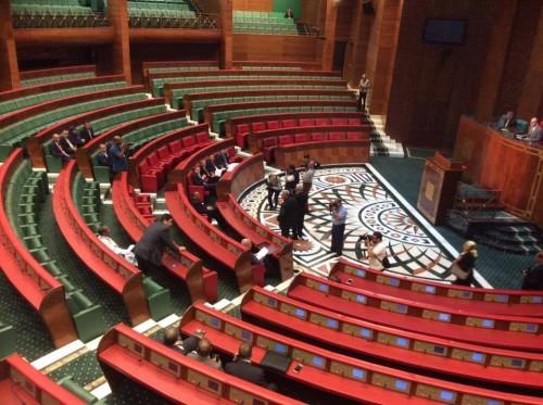 """البرلمان التونسي """"خاو"""" من النواب على غرار """"زين العابدين"""""""