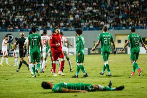 الاتحاد السكندري يطيح بالزمالك المصري من كأس زايد للأندية الأبطال