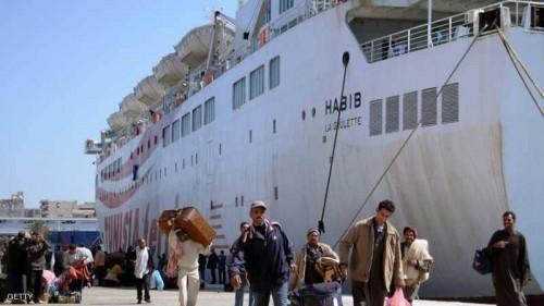 لسوء الأحوال الجوية مصر تغلق مينائي الأسكندرية والدخيلة